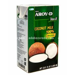 Кокосовое молоко Aroy-D, 1 л.);