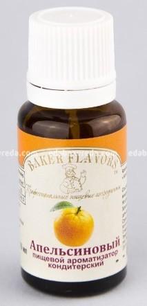 Ароматизатор пищевой Baker Flavors Апельсин, 10 мл.);