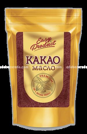 Какао-масло Easy Product натуральное,100 г);