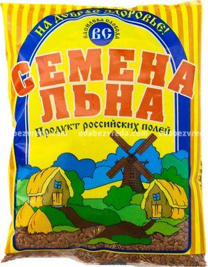 """Семена льна """"Василева слобода"""", 200 г.);"""