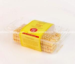 Пирожное песочное с медовым вкусом Fit&Sweet, 100 г);