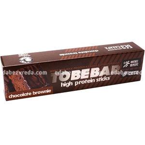 Батончики протеиновые TOBEBAR Шоколадный брауни, 66 г.);
