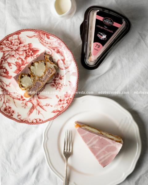 """Профитролевый торт """"Можно?Нужно!"""", 170 г."""