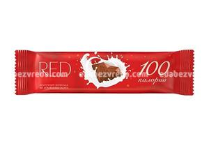Шоколад Red Delight Молочный, 26 г.);
