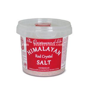 Гималайская соль Красная (мелкий помол 0.7-1 мм), 284 г.);