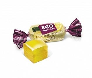 Конфеты Eco Botanica с экстрактом имбиря и витаминами, 200 г