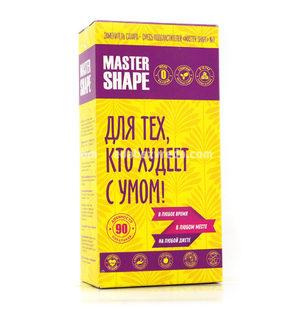 Заменитель сахара Master Shape №1, 45 г (90*0,5 г));