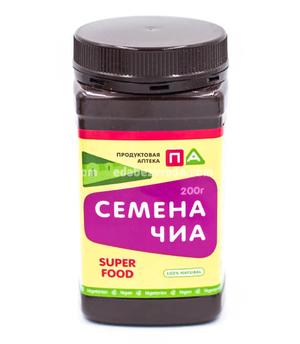 """Семена чиа """"Продуктовая Аптека"""", 200 г.);"""