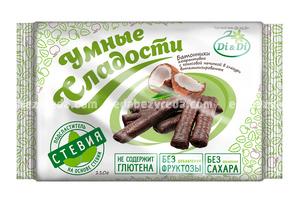 """Батончики амарантовые """"Умные сладости"""" Кокосовая начинка в глазури, 110 г"""
