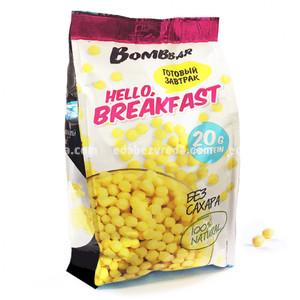 Готовый завтрак BOMBBAR Шарики рисовые, 250 г);