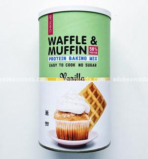 Смесь для кексов и вафель CHIKALAB Ваниль, 480 г.);