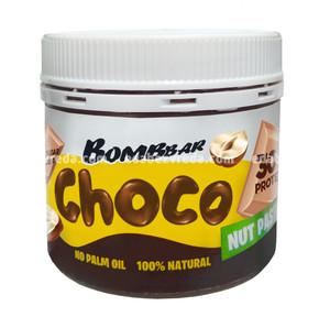 Паста шоколадная с фундуком BOMBBAR, 150 г.
