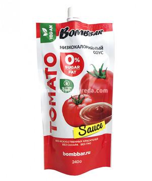 Низкокалорийный соус Сладкий томат Bombbar, 240 г.);