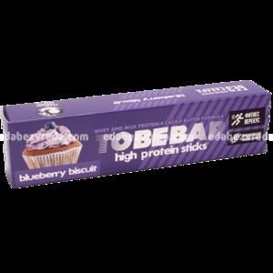 Батончики протеиновые TOBEBAR Черничный бисквит, 66 г.);