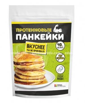 Смесь Newa Nutrition Протеиновые панкейки, 500 г);