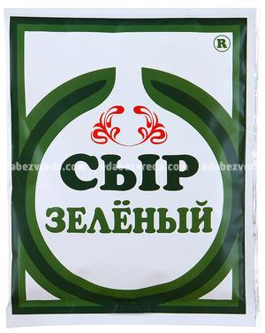 """Сыр Ясон """"Зеленый"""" тертый, сушеный с травами, 50г.);"""
