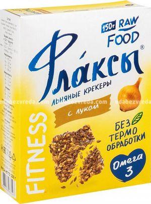 """Флаксы """"Компас Здоровья"""" с Луком, 150 г"""
