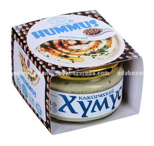 """Закуска """"Тайны Востока-хумус"""" Классический, 200 г);"""