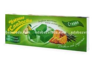 """Конфеты желейные """"Умные сладости"""" без сахара Пина Колада, 90 г"""