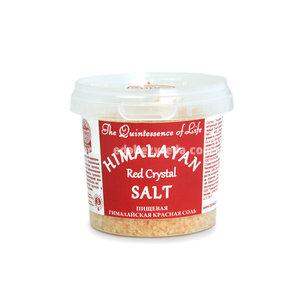 Гималайская соль Красная (средний помол 1-2 мм), 284 г.);
