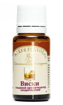 Ароматизатор пищевой Baker Flavors Виски, 10 мл);