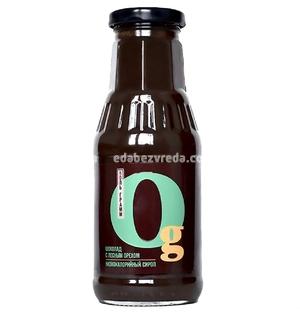 """Сироп с пребиотиком густой """"Ноль грамм"""" Шоколад с лесным орехом, 330 г.);"""