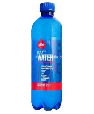 Напиток тонизирующий газированный VITUP BCAA WATER Цитрус-Имбирь, 0.5 л.);