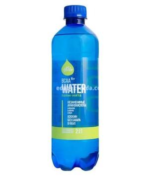 Напиток тонизирующий газированный VITUP BCAA WATER Лайм-Мята, 0.5 л.);