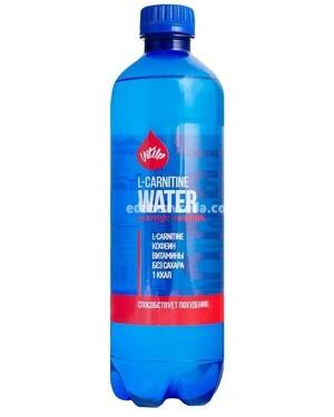 Напиток тонизирующий газированный VITUP L-CARNITINE WATER Цитрус-Имбирь, 0.5 л.);