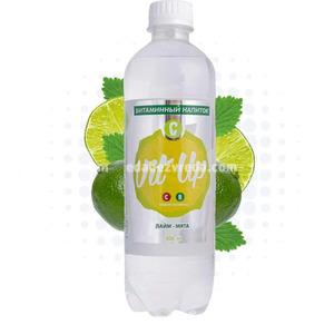 Напиток тонизирующий среднегаз. VITUP Лайм-Мята, 0.5 л.
