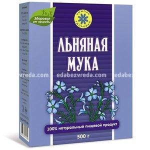 """Мука льняная """"Компас здоровья"""", 300 г.);"""