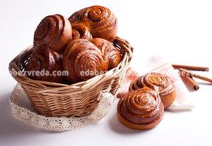 Низкоуглеводные улитки Excess Free Cafe с маком, 200 г.);