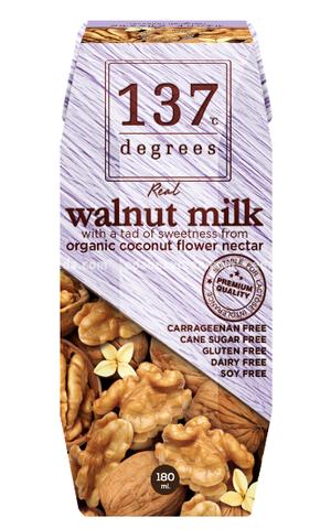 Молоко из грецкого ореха 137 Degrees, 180 мл);