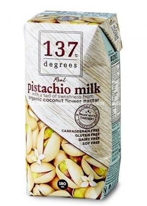 Фисташковое молоко 137 Degrees, 180 мл);
