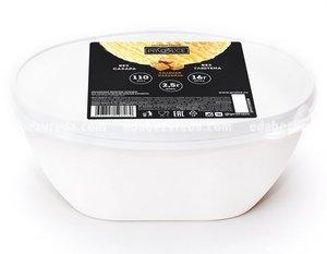 Мороженое протеиновое Prolce Солёная карамель, 600 г.);