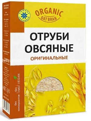 """Отруби """"Компас Здоровья"""" овсяные оригинальные, 200 г);"""