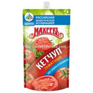 """Кетчуп Махеевъ """"Томатный"""" без сахара и крахмала, 300 г.);"""