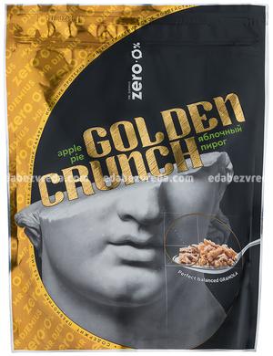 Гранола Golden Crunch Mr.DjemiusZERO Яблочный пирог, 350 г.);