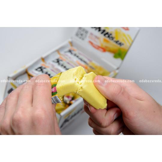 Батончик протеиновый BOMBBAR Лимонный торт, 60 г