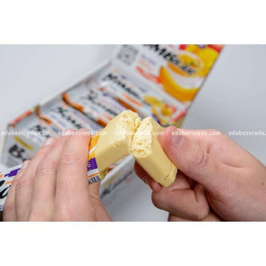 Батончик протеиновый BOMBBAR Банановый пудинг с манго, 60 г