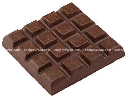 Шоколад из кэроба Royal Forest с апельсином, имбирём и корицей, 75 г