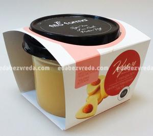 """Низкоуглеводная крем-паста """"Белый шоколад с миндалём"""" Excess Free, 300 г);"""