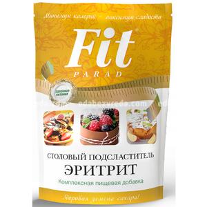 Заменитель сахара FitParad Эритрит, 400 г.);