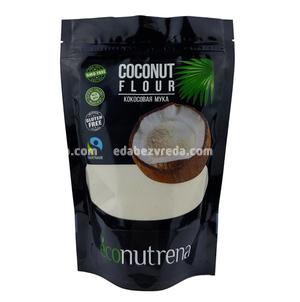 Мука кокосовая органическая Econutrena, 250 г.);