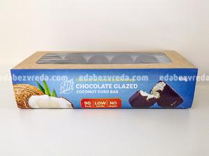 Сырки Fit&Sweet глазированные кокосовые БЗМЖ, 160 г);