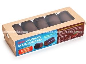 Сырки Fit&Sweet глазированные шоколадные БЗМЖ, 160 г);