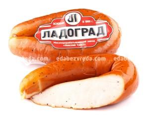"""Колбаса куриная """"Невская"""" 2%, """"Ладоград"""", 320 г.);"""