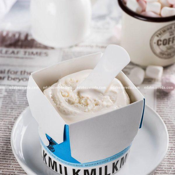 """Мороженое протеиновое """"О12"""" Ванильное, 70 г"""