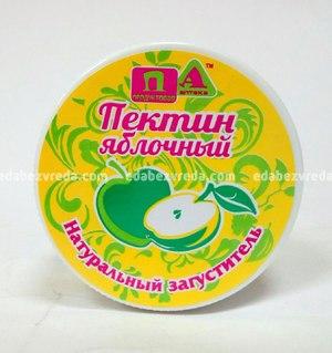 Пектин яблочный Продуктовая Аптека , 40 г);