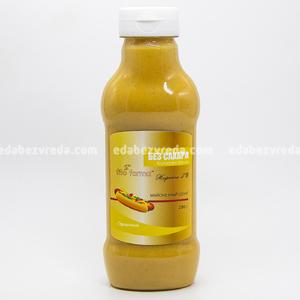 "Майонезный соус Fito Forma ""Горчиный"" без сахара, 280 г.);"